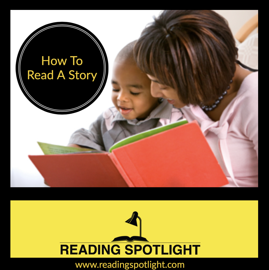 How To Read A Story With Your Child