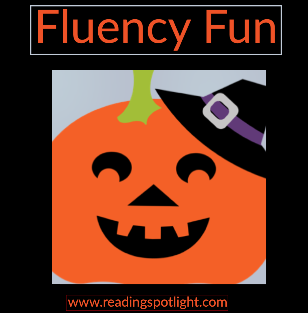 Use poetry to improve fluency