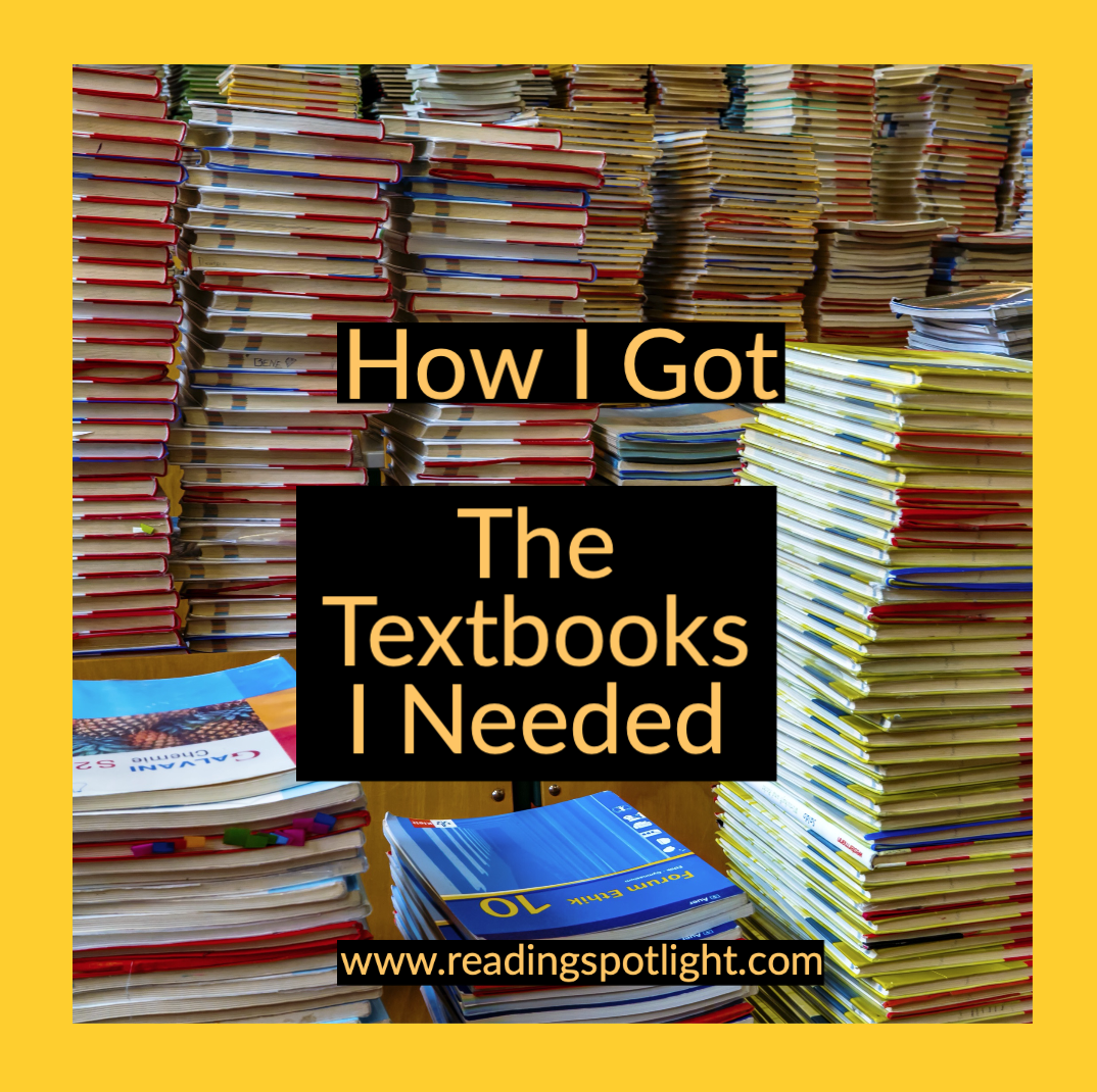 Acquiring Needed Textbooks